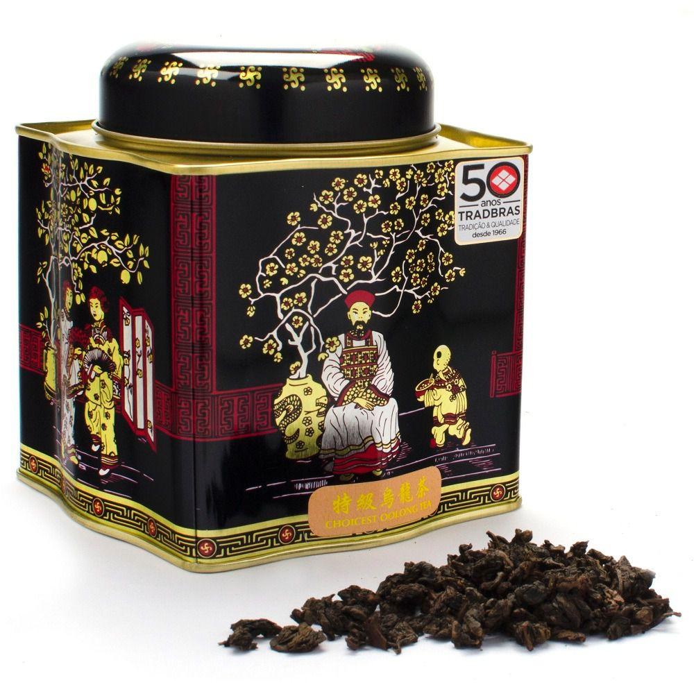 Chá Oolong Lata 188g