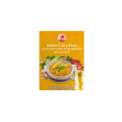 Curry Amarelo Cock Brand 50g