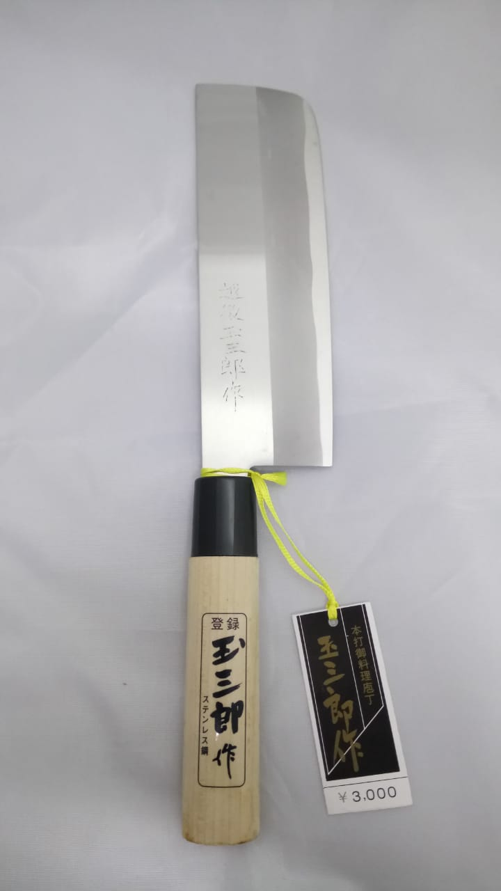 Faca Saigiri Inox 16,5cm- Kataoka
