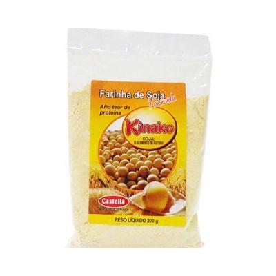 Farinha de Soja Torrada Kinako 200g