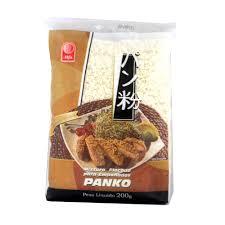 Farinha para empanados Panko Alfa 200g