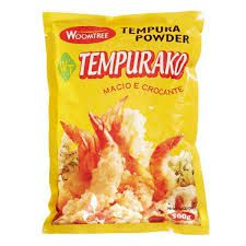 Farinha para Tempurako Woomtree 500g