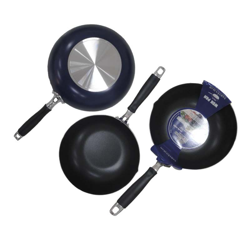 Frigideira Just Cook wok Antiaderente 28cm