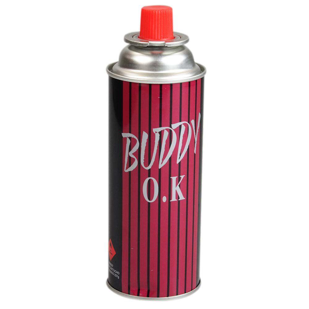 Gás Butano Buddy Ok Premium Volcano 227g