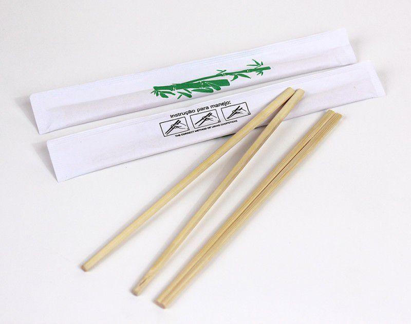 Hashi de Bambu- Waribashi com 50 pares