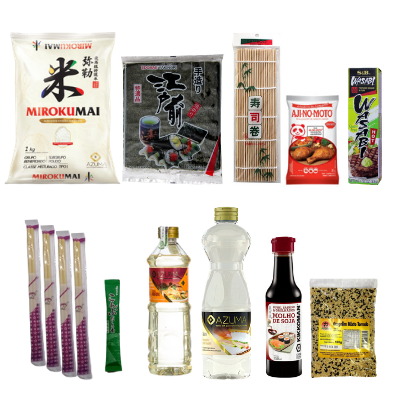 Kit de Sushi  (Ref. 713)