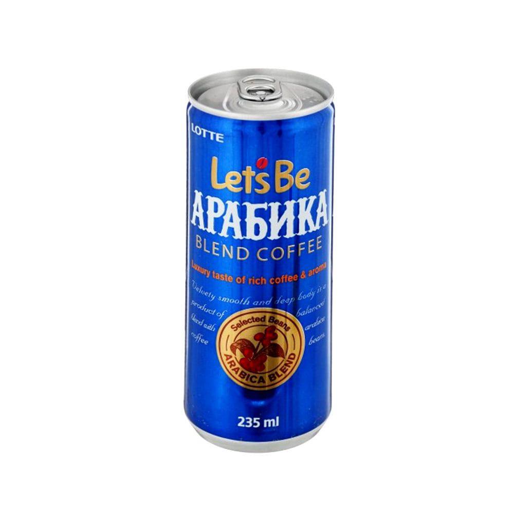 Lotte Café Let's Be Arábica 240ml