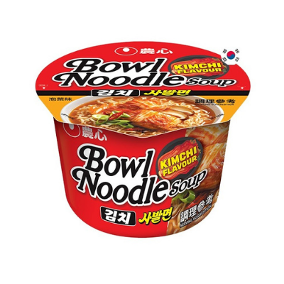 Mac. Instantâneo Kimchi Big Bowl 100g