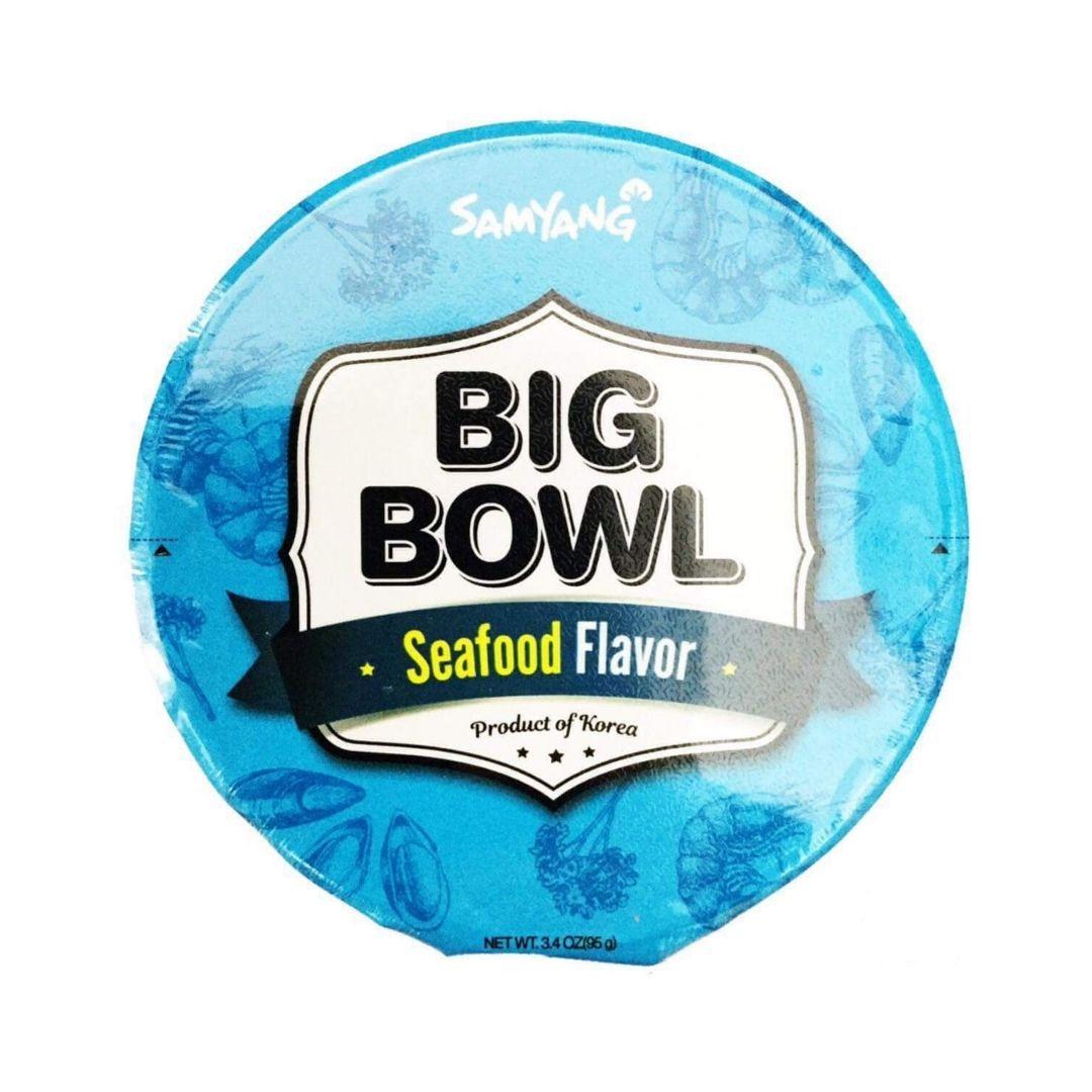 Macarrão Big Bowl Picante 95g
