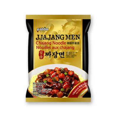 Macarrão Jjajangmen sabor Soja Preta 100g