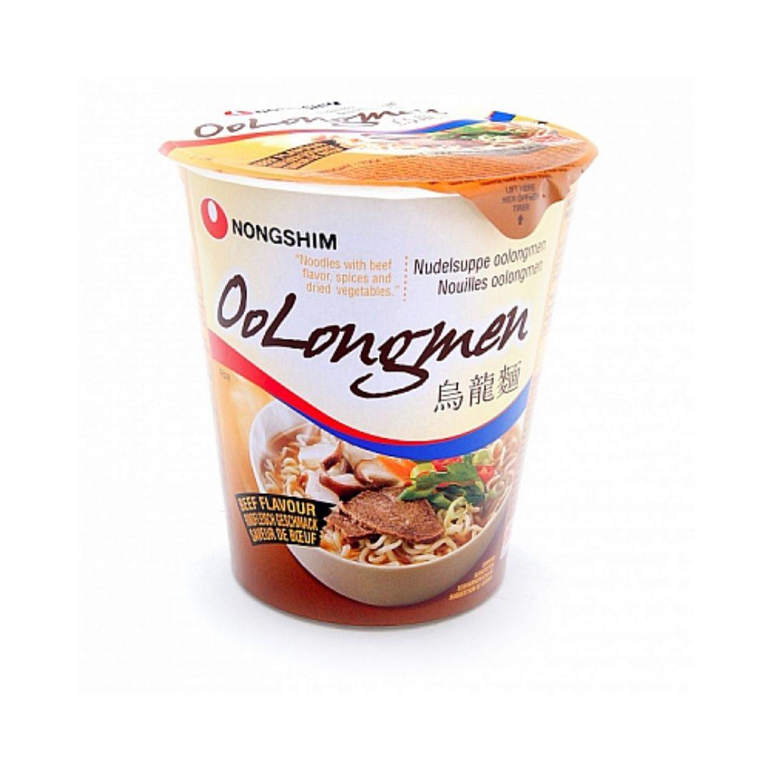 Macarrão OolongMen Sabor Carne - 75g
