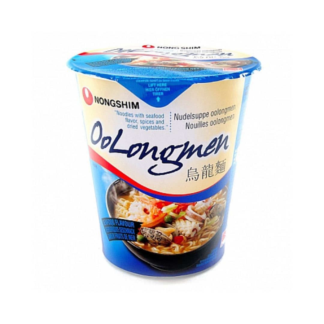 Macarrão OolongMen Sabor Frutos do Mar - 75g