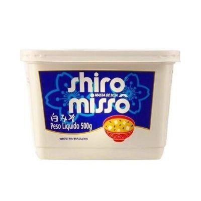 Massa de Soja Sakura Shiro (Misso Branco) 500g