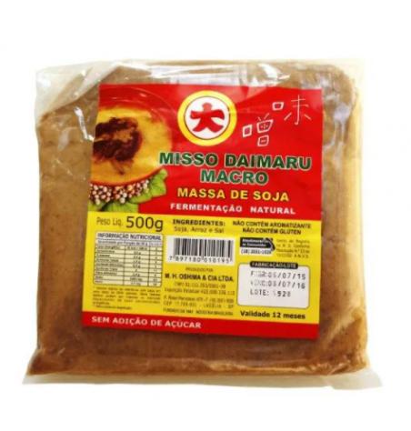 Misso Daimaru (Fermentação Natural) 500g