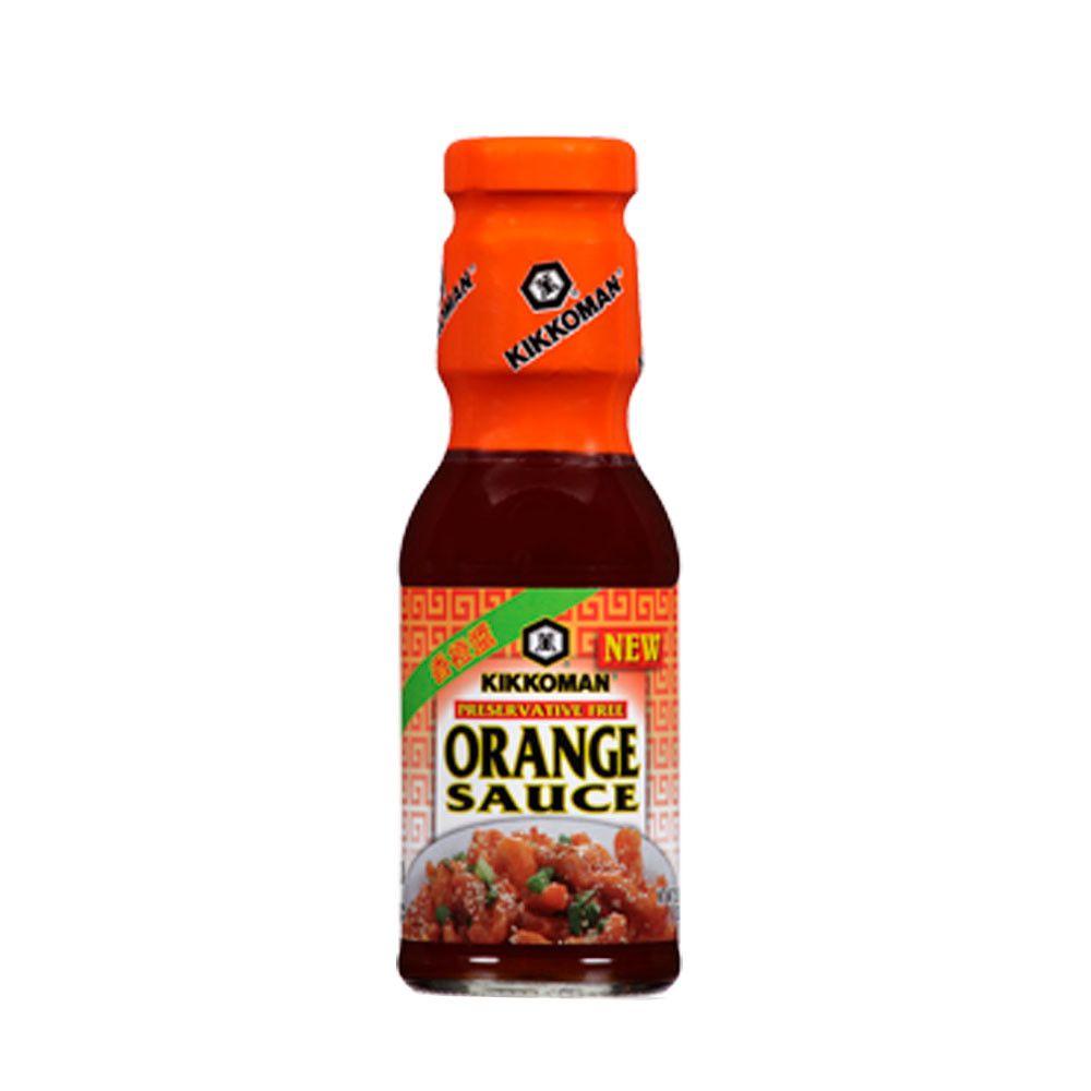 Molho de Laranja Orange Sauce - Kikkoman 353g