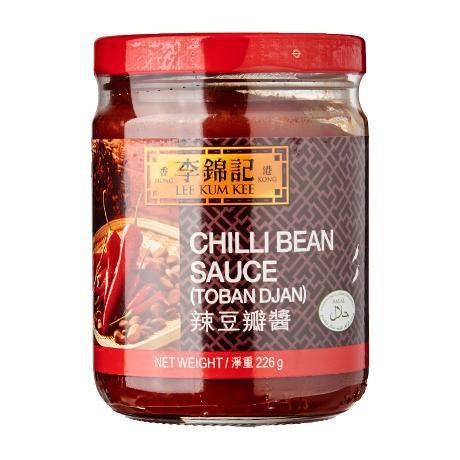 Molho de Pimenta com Feijão Toban Djan - Lee kum kee 226g