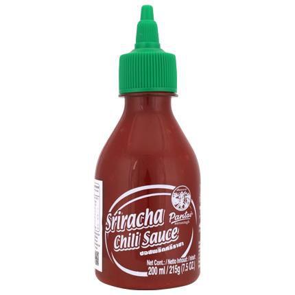Molho de Pimenta Sriracha Pantai 200ml