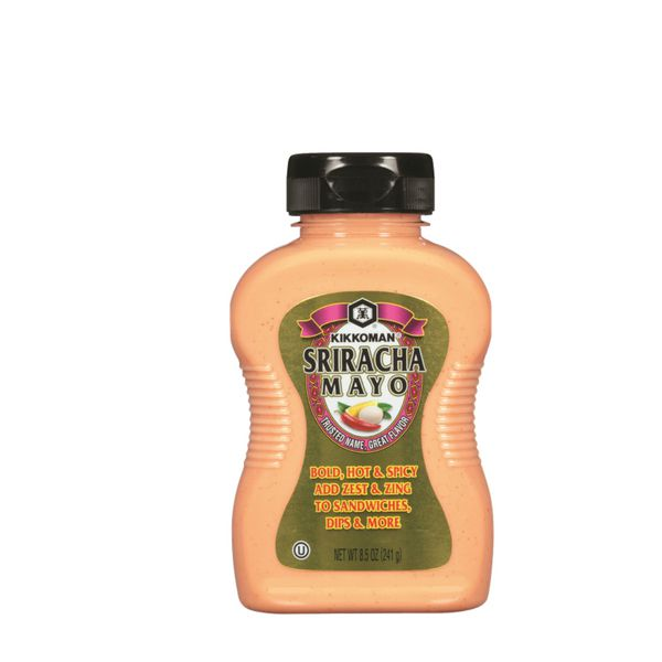 Molho de Pimenta Sriracha Mayo Kikkoman 241g