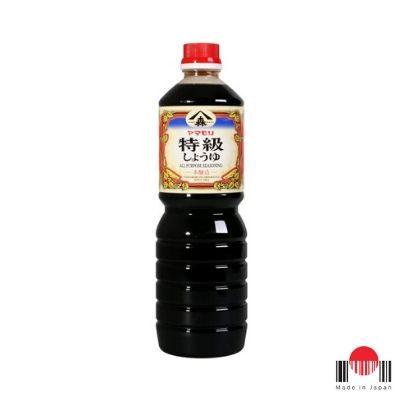 Molho de Soja Forte (Yamamori Shoyu Koikuchi) 1L