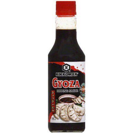 Molho para Gyoza-  Gyoza Sauce Kikkoman 296ml