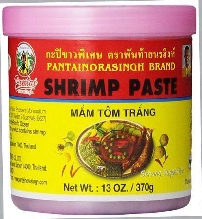 Pasta de camarão - Shrimp Paste 370g  Pantai