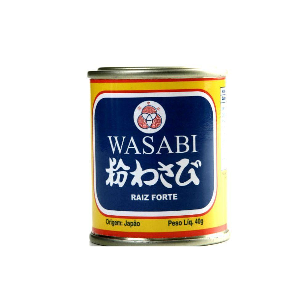 Raiz Forte Wasabi San Maru 40g