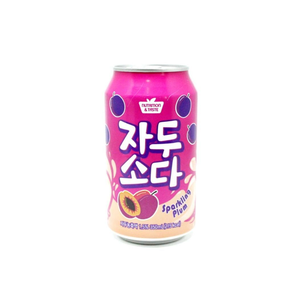 Refrigerante sabor Ameixa 350ml