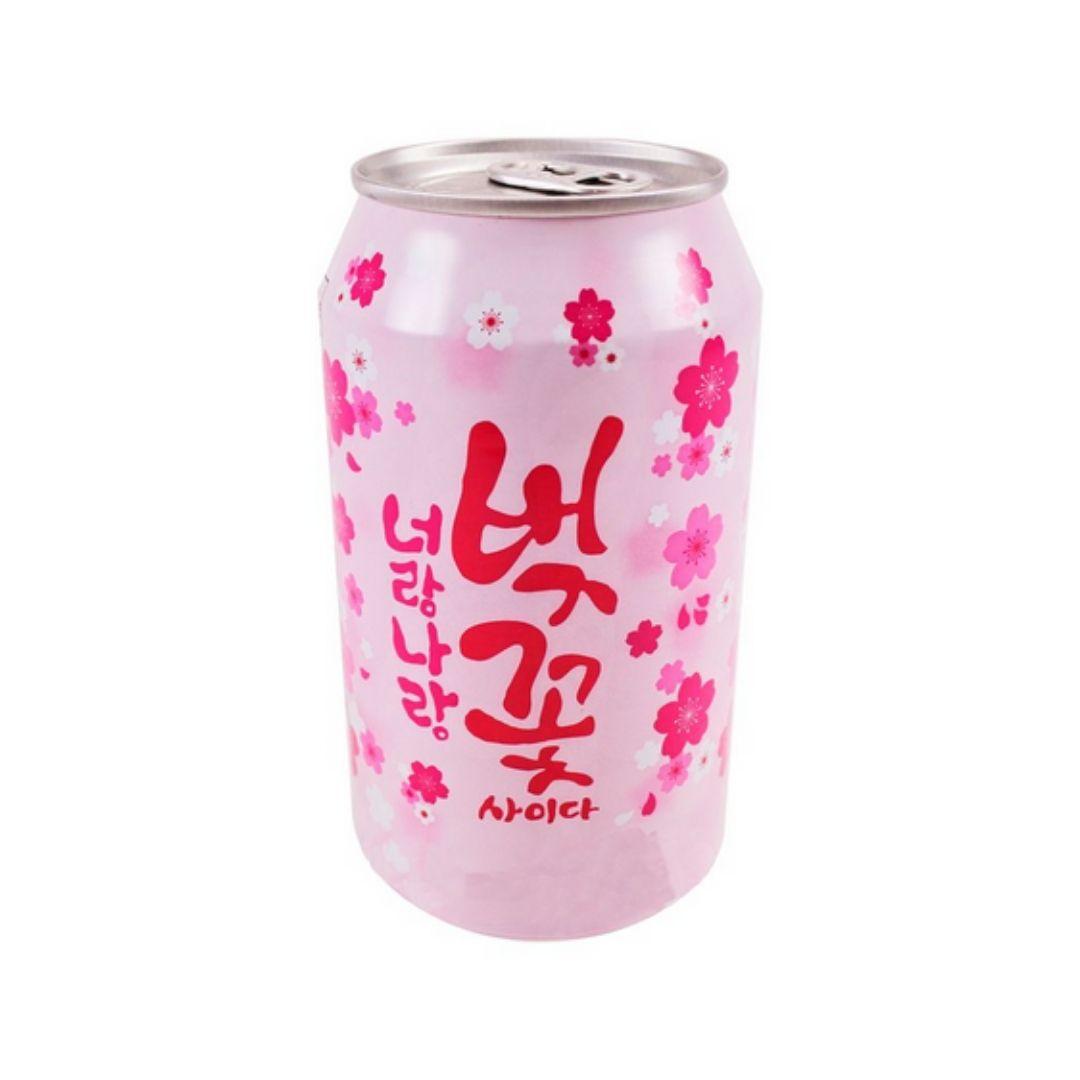 Refrigerante sabor Cereja (Sakura) 350ml