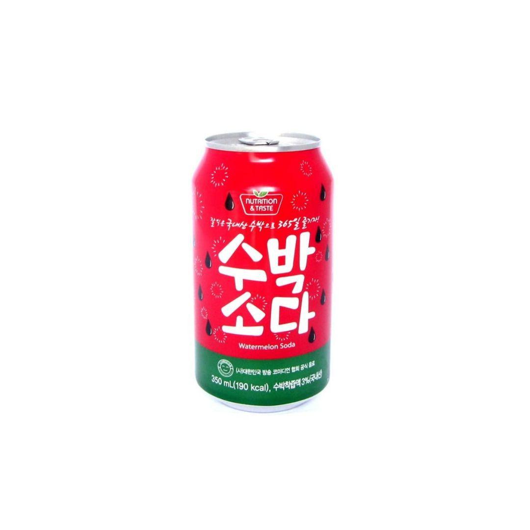 Refrigerante sabor Melancia 350ml