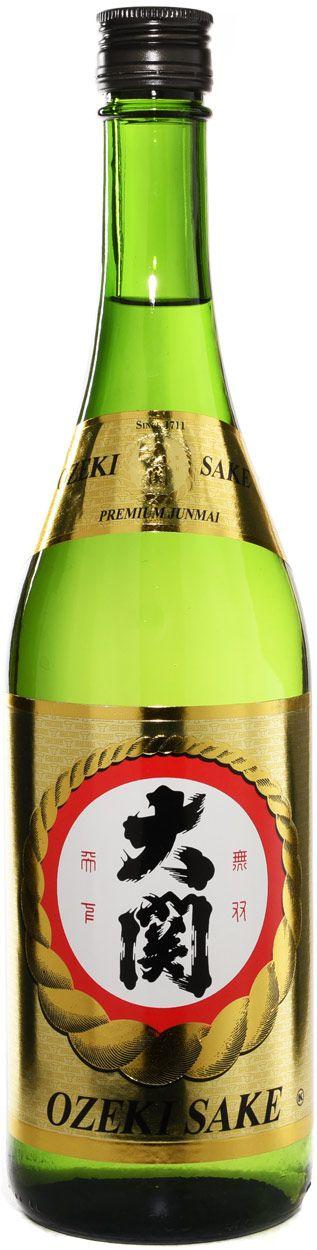 Saquê Ozeki Premium 750ml