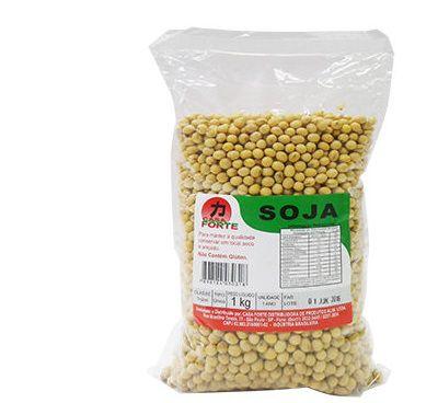 Soja em grãos - Casa Forte 1kg