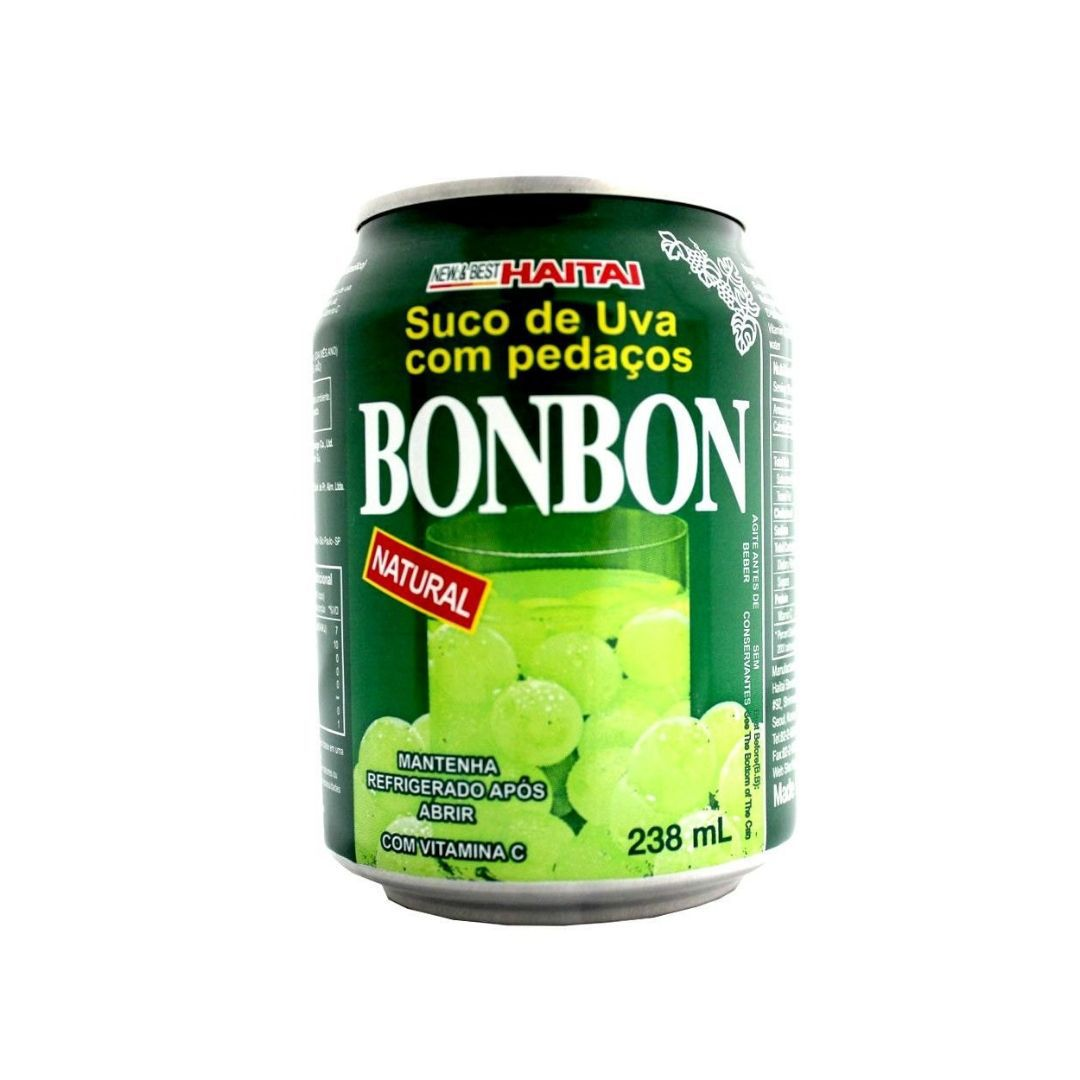 Suco de Uva Bonbon 235ml