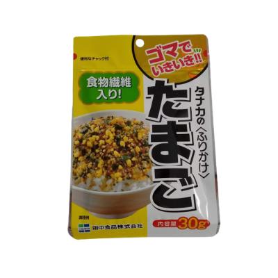 Tempero Furikake sabor Ovo Tanaka 30g