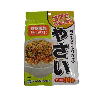Tempero Furikake sabor Legumes Tanaka 30g