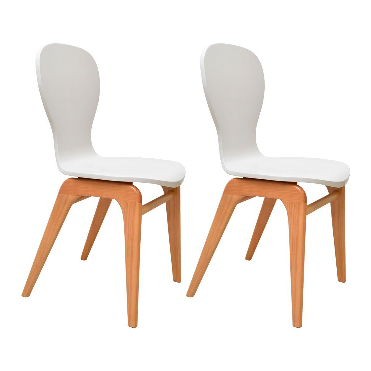 Conjunto Cadeiras Júlia Castanho Off White