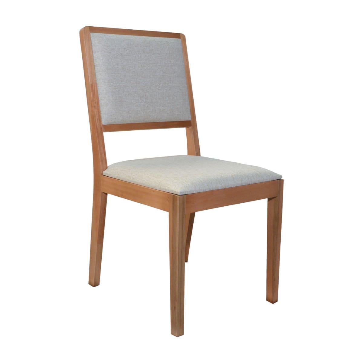 Mesa De Jantar Ester 180x90 Com 06 Cadeiras Lili Linhão Bege