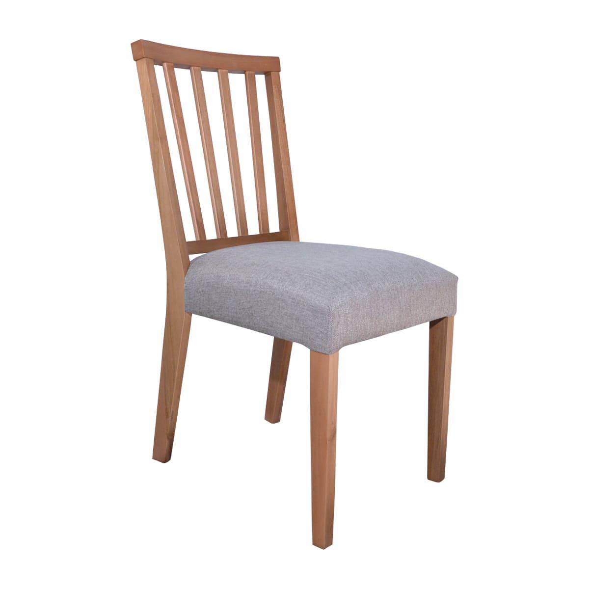 Mesa De Jantar Vitória 120x80 Com 04 Cadeiras Rúbia Linho 02