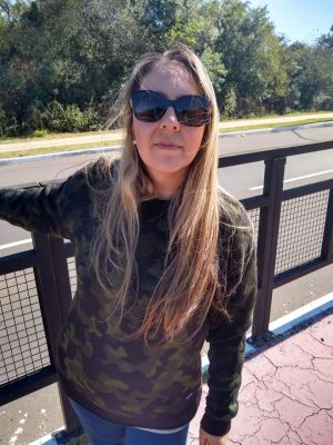 Blusão Camuflado Feminino Hoster