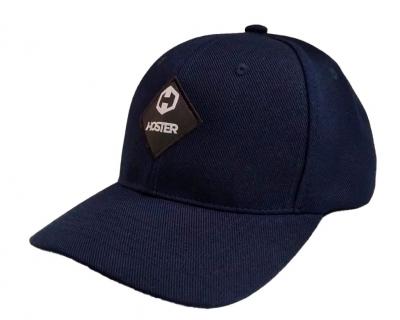 Boné Aba Curva Snapback Azul Marinho Logo