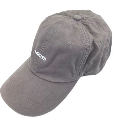 Boné Dad Hat Cinza Athleisure HOSTER