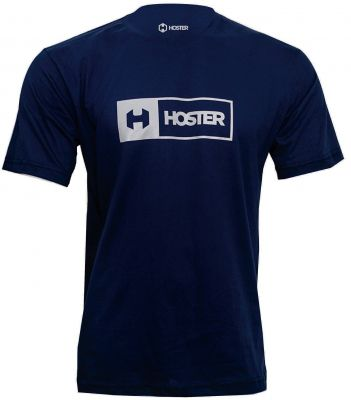 CAMISETA HOSTER BOARD AZUL