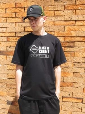 Camiseta HOSTER Clothing Preta