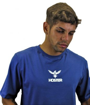 Camiseta Azul Athleisure HOSTER King Pro Sky