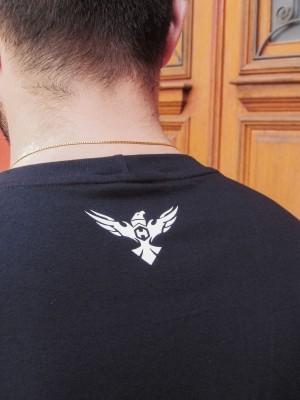 Camiseta HOSTER Preta Swell New