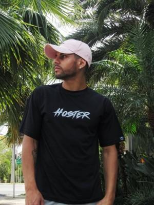 Camiseta HOSTER Thunder Preta