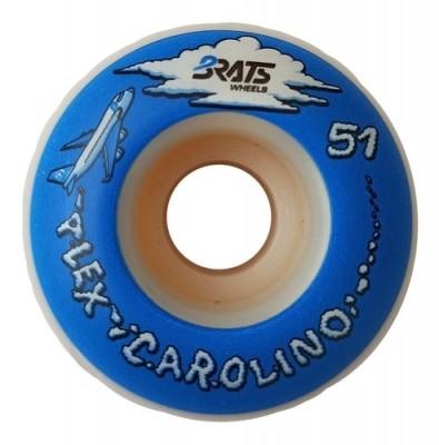 JG RODAS STREET BRATS - ALEX CAROLINO - 51MM - EVO FORMULA - CLOUDS
