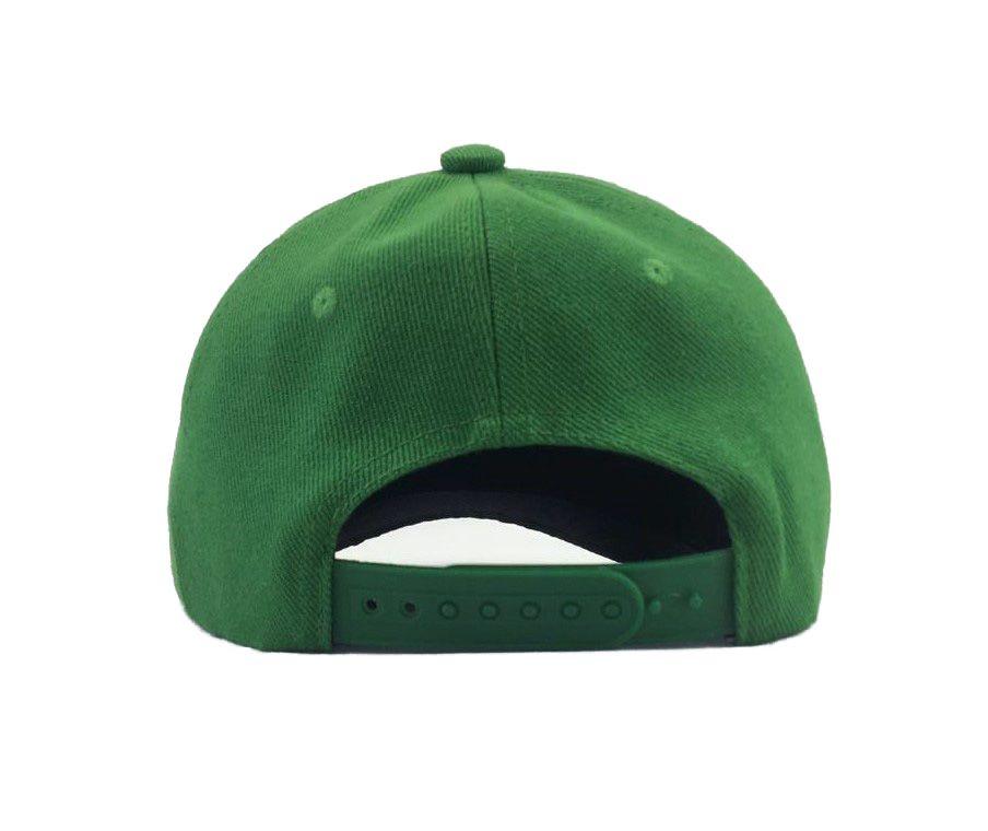 Boné Aba Curva Verde HOSTER