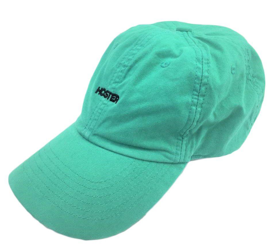 Boné Dad Hat Verde Claro Athleisure HOSTER