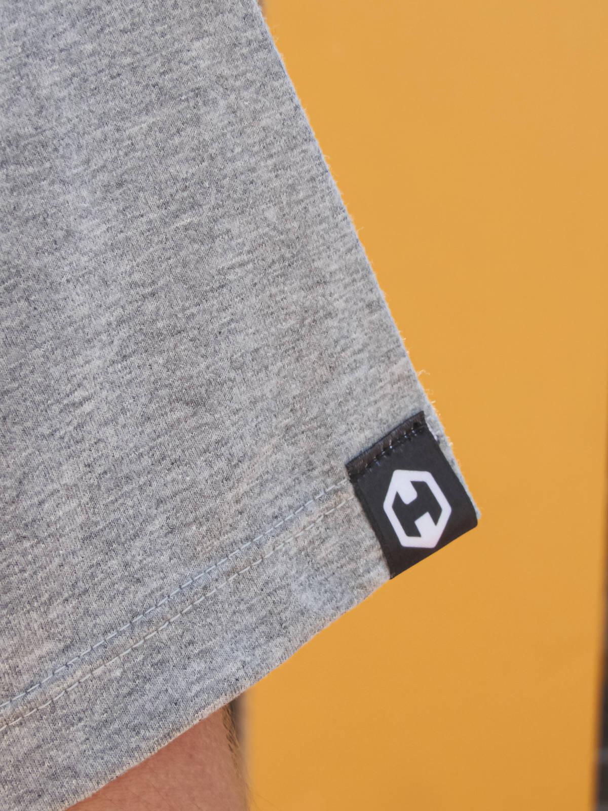 Camiseta HOSTER Cinza Mescla Swell
