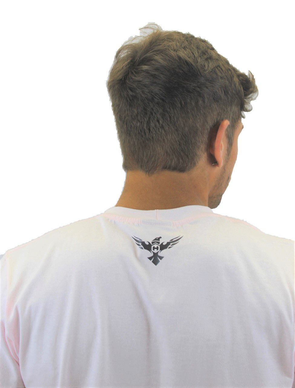 Camiseta Rosa Athleisure HOSTER Swell New